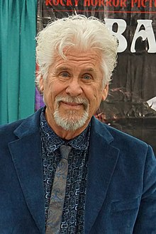 Barry Bostwick at GalaxyCon Louisville 2019.jpg