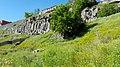 Basalt stones, Hrazdan Gorge 12.jpg
