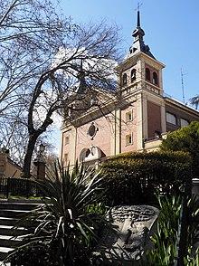 basilica of nuestra se241ora de atocha wikipedia