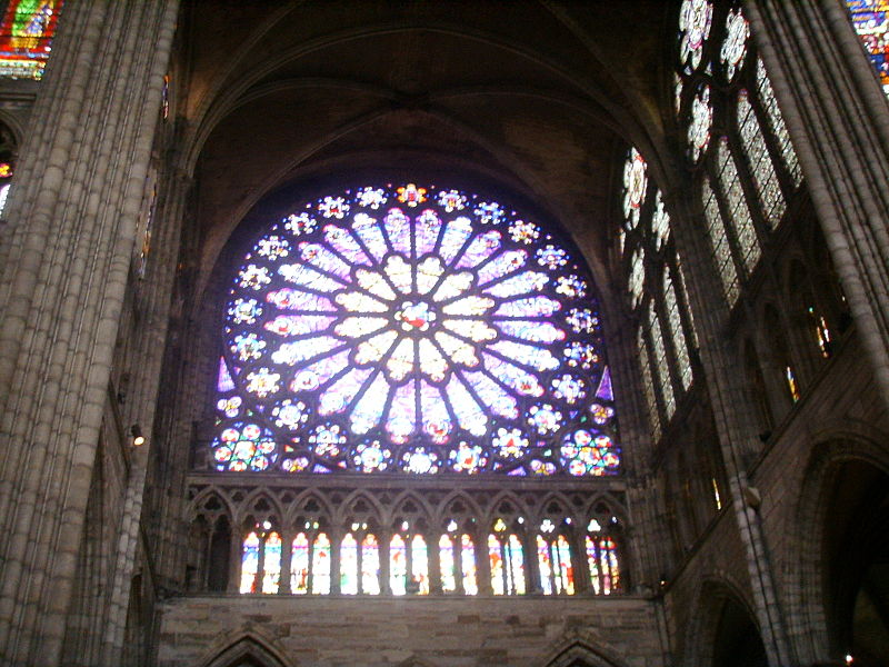 Foyer De L Art Gothique : L astrolabe abbé suger de saint denis et art gothique