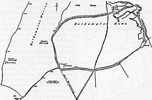 Bathampton Down - Wansdyke and other earthworks at Bathampton Down