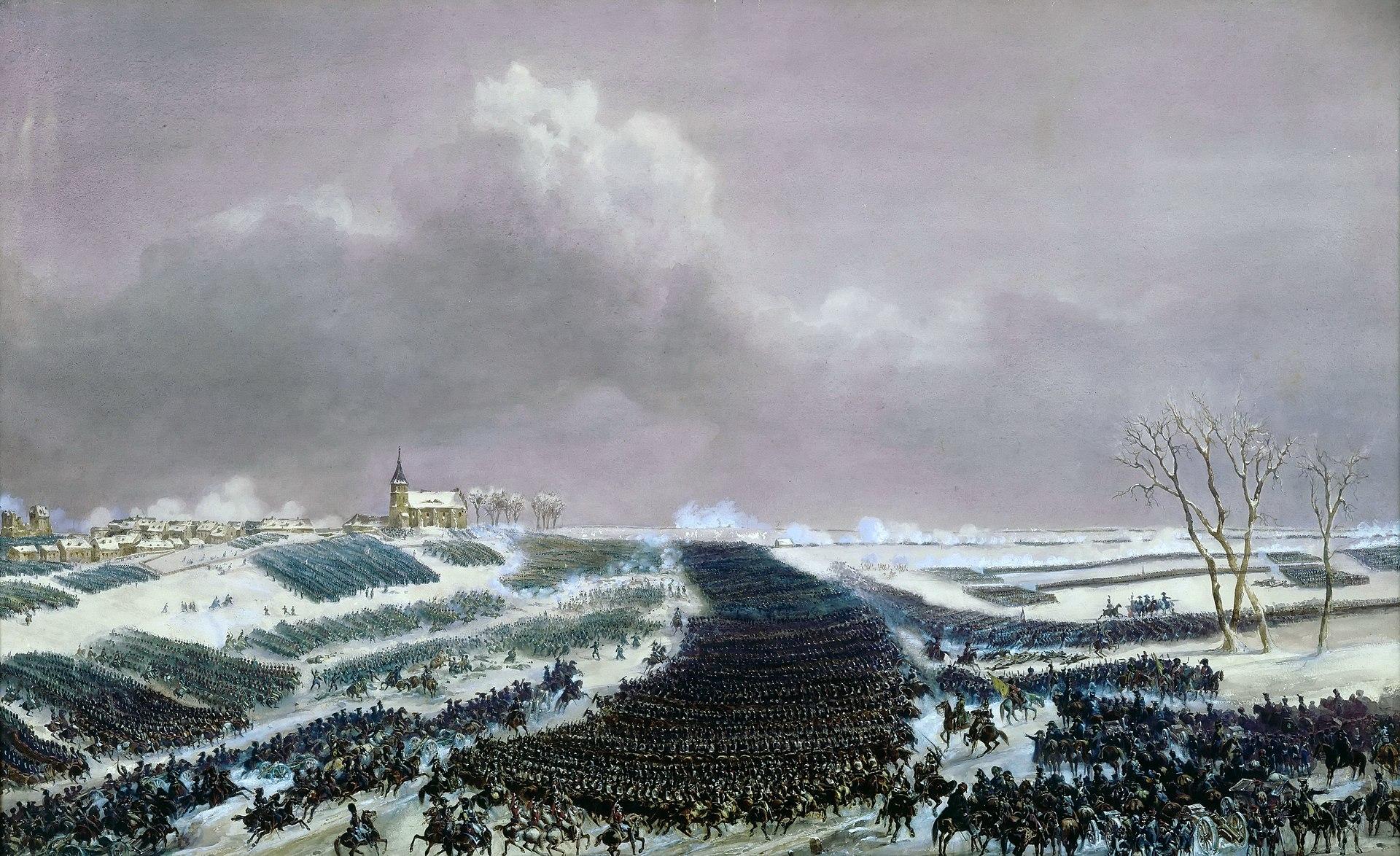 Битва при Эйлау (Форт, Жан-Антуан-Симеон)