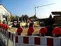 Baustelle - Malscher Straße - 2013 - panoramio.jpg