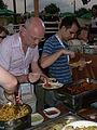 Beach Party - Wikimania 2011 P1040311.JPG