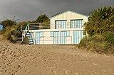 Beach hut at Abersoch (7297).jpg