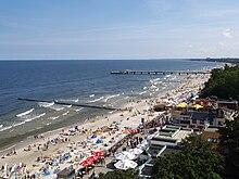 Kołobrzeg – Wikipedia, wolna encyklopedia