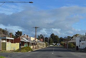 Bealiba - Main Street