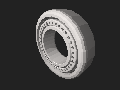 Bearing with Tapered Roller.stl