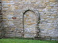 Bearley St Mary The Virgin C12th door N side.JPG