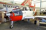 Beech T-34A Mentor - Oregon Air and Space Museum - Eugene, Oregon - DSC09767.jpg