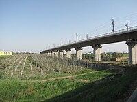 Beijng-Tianjin ligne TGV viaduc IMG 4827.JPG