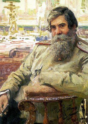 Vladimir Bekhterev - Bekhterev by Ilya Repin
