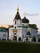 Belarus-Minsk-Church of Mary Magdalene-8