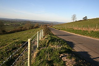 Bell Hill, Dorset mountain in United Kingdom