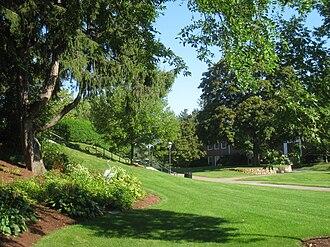 Belmont Hill School - Campus view