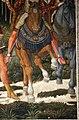 Benozzo gozzoli, corteo dei magi, 1 inizio, 1459, 51.JPG