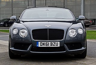 Bentley Gt V Electric Kids Ride On Car With Remote