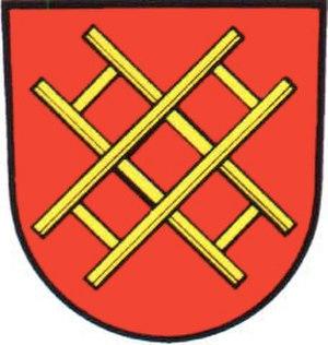 Berg, Baden-Württemberg - Image: Berg Schussental Wappen