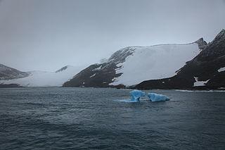 Iceberg Bay bay