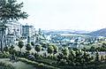 Bern, view from the Kleine Schanze, 1872.jpg