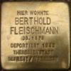 Berthold Fleischmann Stolperstein tom.PNG