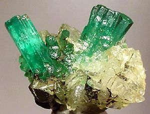 Chivor - Chivor is world-famous for its emeralds