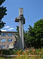 Beryslav Memorial Sing in Honour of Feat of Arms in WW2 of Pilots commanded by I.Zolin (YDS 3159).jpg