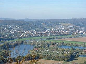 Beverungen - Image: Beverungen Weserbergland