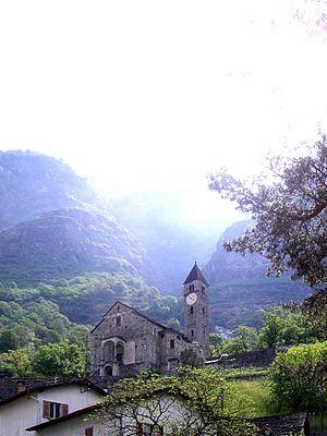 Biasca - St. Peter and Paul church
