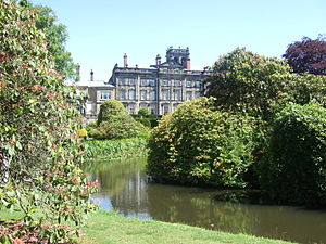 James Bateman - His home Biddulph Grange and gardens in Stoke-on-Trent, Staffordshire