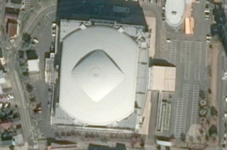 Big Hat architectural structure