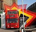 Big Red bar & pizzeria, Deptford, London, 9 February 2011.jpg