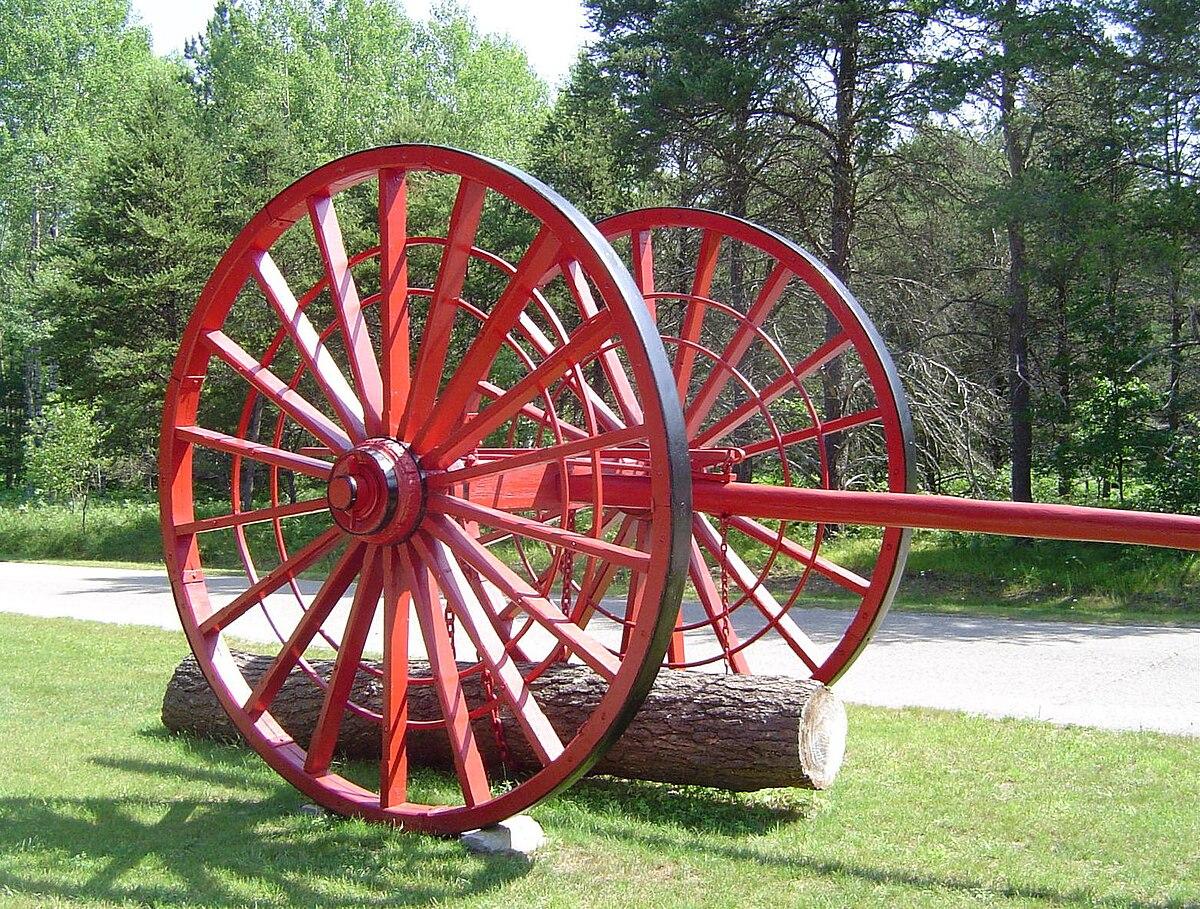 Michigan logging wheels - Wikipedia