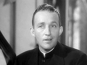 English: Screenshot of Bing Crosby from the fi...
