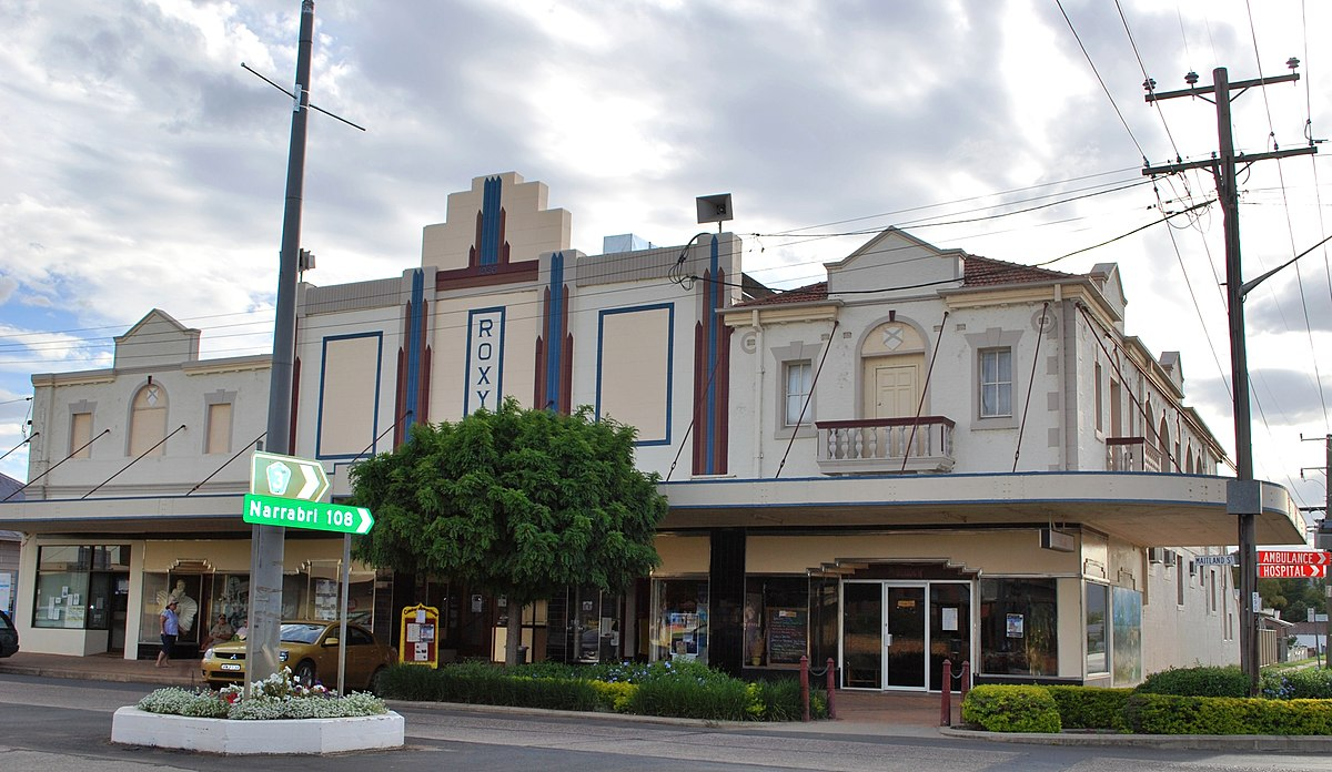 roxy theatre and peters greek cafe complex wikipedia