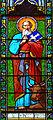 Birac-sur-Trec - Église Saint-Georges - Vitraux -6.JPG