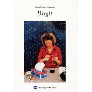 Hans-Peter Feldmann - Image: Birgit cover