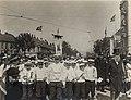 Bispehaugen skolekorps 17 Mai (1910) (7787046148).jpg