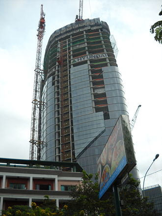 Bitexco Financial Tower - Image: Bitexco Financial Tower