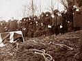 Bjørnsons begravelse, 3. mai 1910, menneskemengde på Vår Frelsers gravlund..jpg