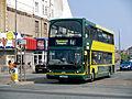 Blackpool Transport bus 307 (PJ02 PYP), 17 April 2009.jpg