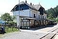 Bled Jezero station Bohinj Railway Slovenia 05-03-17 (35728348221).jpg