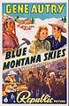 Blue Montana Skies Poster.jpg