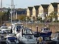 Boats and Homes, Portway - geograph.org.uk - 1585735.jpg