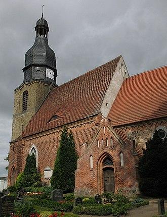 Boddin - Church