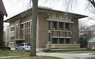 Frederick C. Bogk House United States historic place
