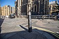 Bollard At The Corner With Winchester Walk.jpg