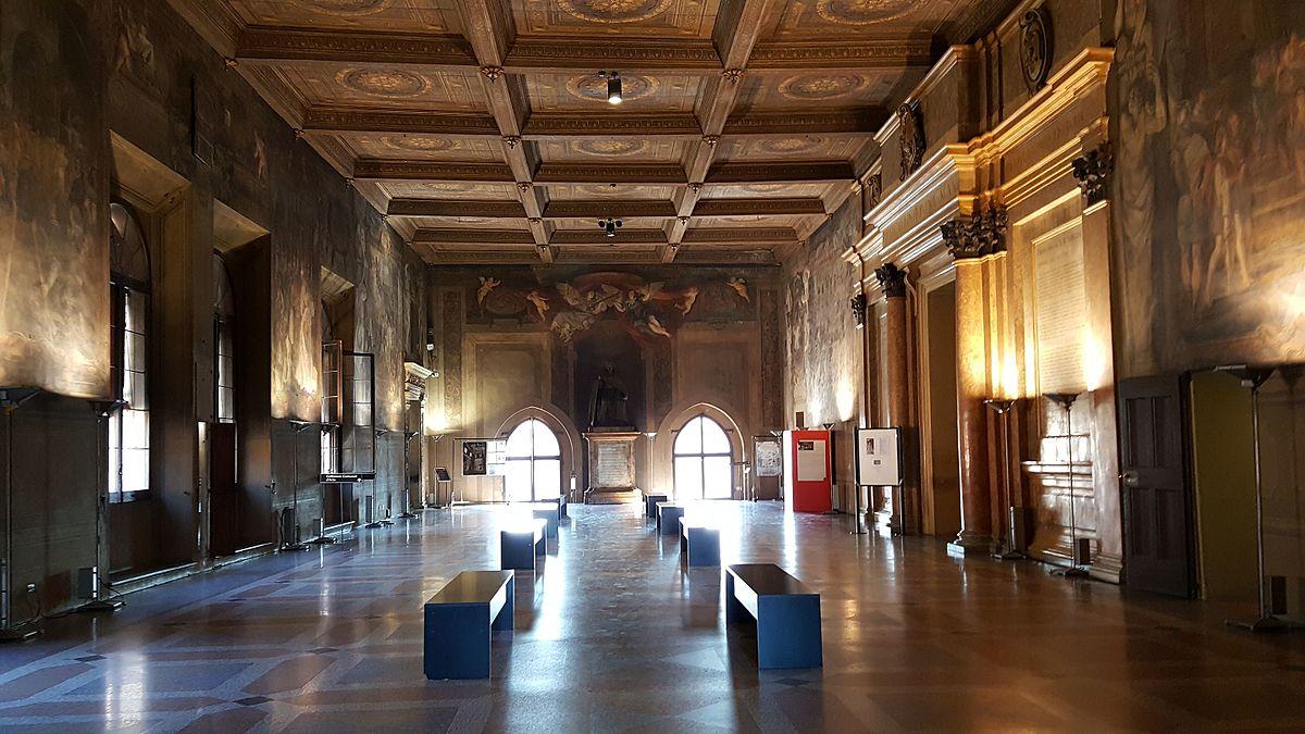 Farnese room wikidata for Ercole farnese 2017