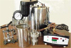 Calorimeter - Bomb calorimeter