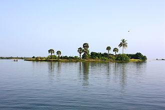 Bone Island - Bone Island view from boat riding